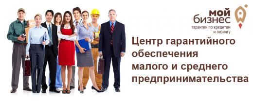 Центр гарантийного обеспечения малого и среднего предпринимательства