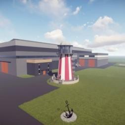 На новой верфи ТОСЭР «Череповец» построят стапельную площадку для сборки судов осенью 2020 года