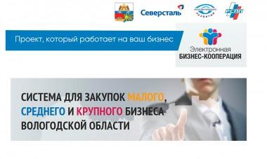 Трое резидентов ТОСЭР «Череповец» стали зарегистрированными пользователями платформы «Электронная бизнес-кооперация».