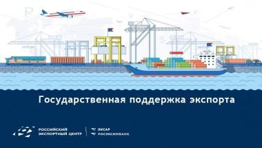 Презентация государственных мер поддержки экспорта