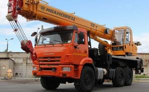 """Компания """"Подъем"""" предлагает услуги аренды автомобильных кранов"""