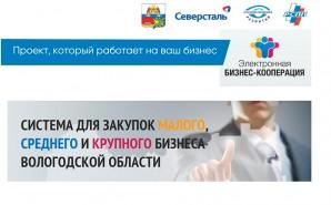 26  членов череповецкого отделения Российского союза промышленников и предпринимателей  стали участниками проекта «Электронная бизнес-кооперация»